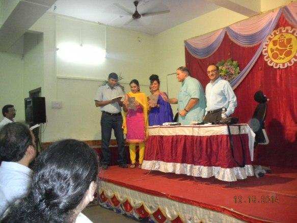 Thane Book Launch