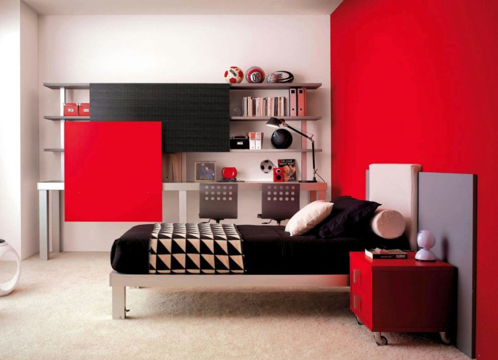 Adorable Teenage Bedroom Decorating Ideas For Boys