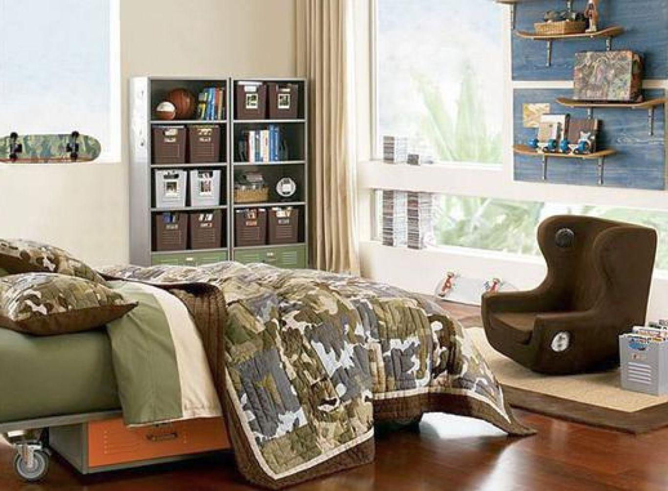 12 Superb Room Decor Ideas for Teenage Boys on Teenage Room Ideas Boy  id=74433