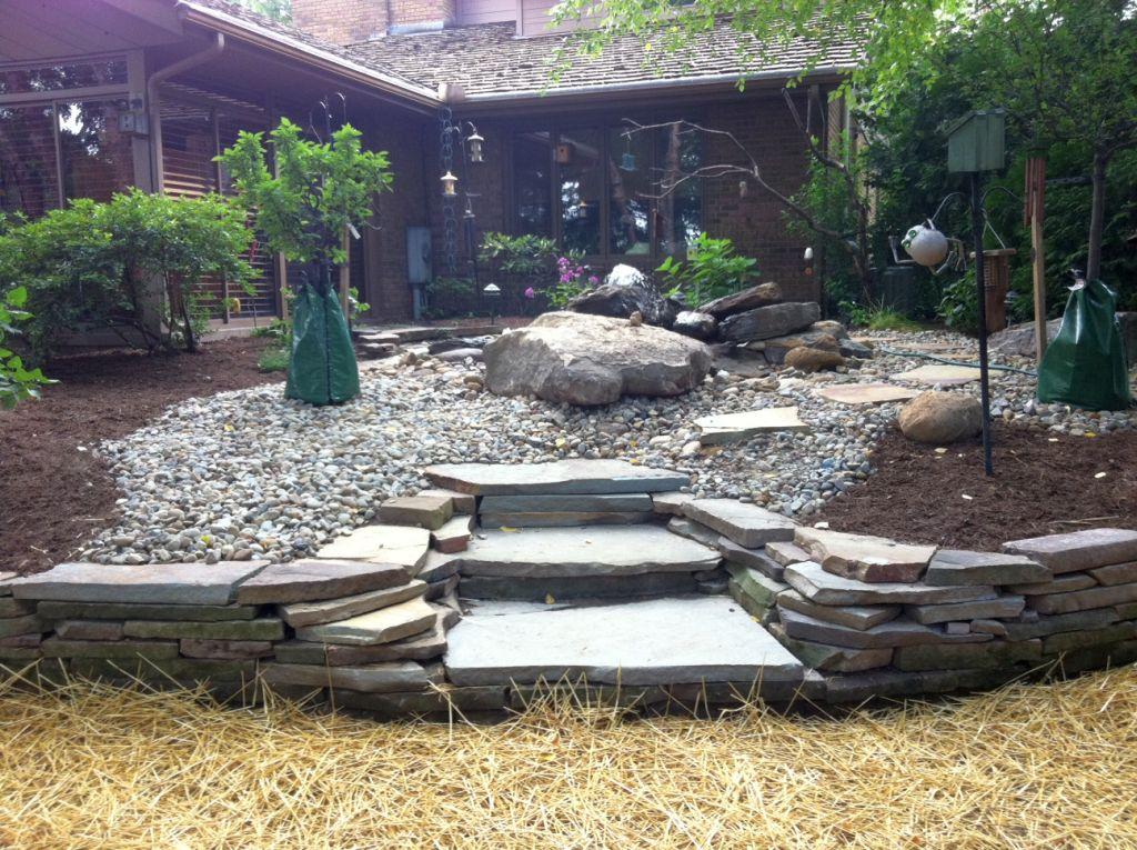 20 Beautiful Gardening with Rocks Design Ideas on Backyard Rock Garden Ideas id=33577