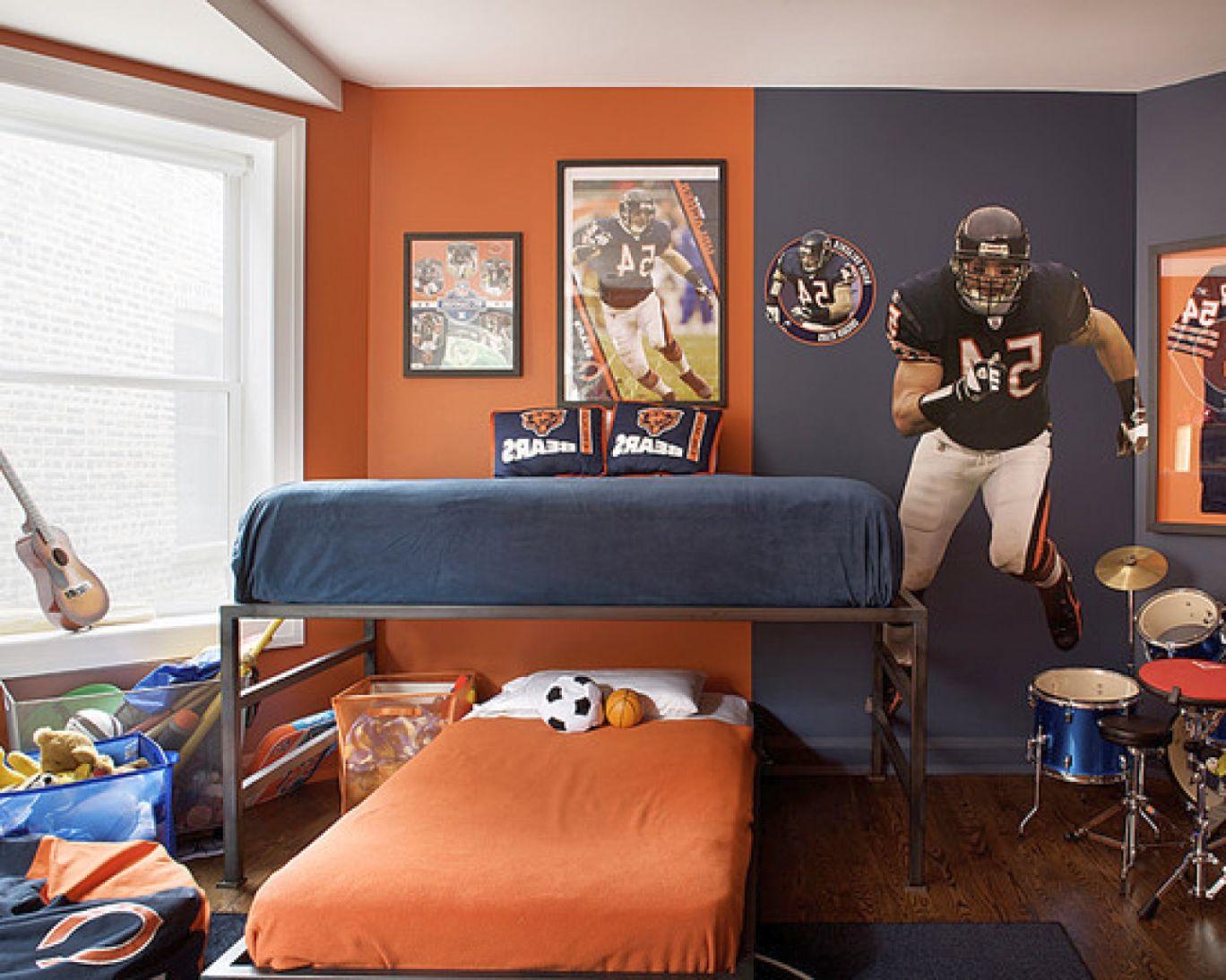 12 Superb Room Decor Ideas for Teenage Boys on Teenage Room Decoration  id=50371