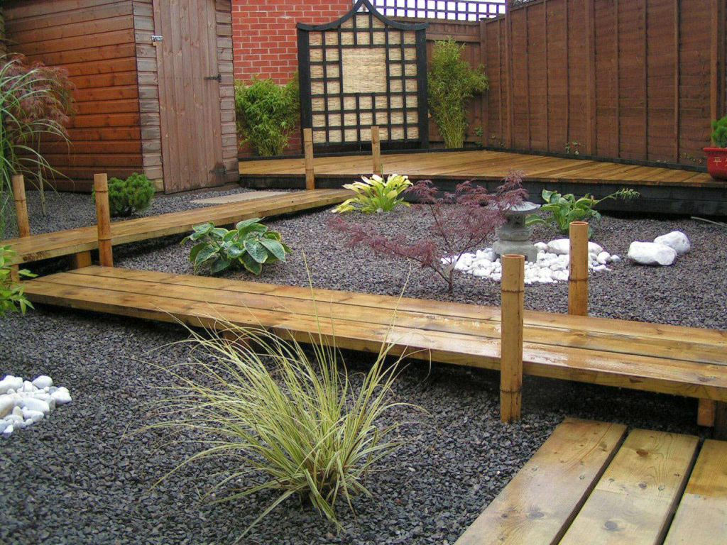 20 Tranquil Japanese Garden Backyard Designs on Backyard Japanese Garden Design Ideas id=50339