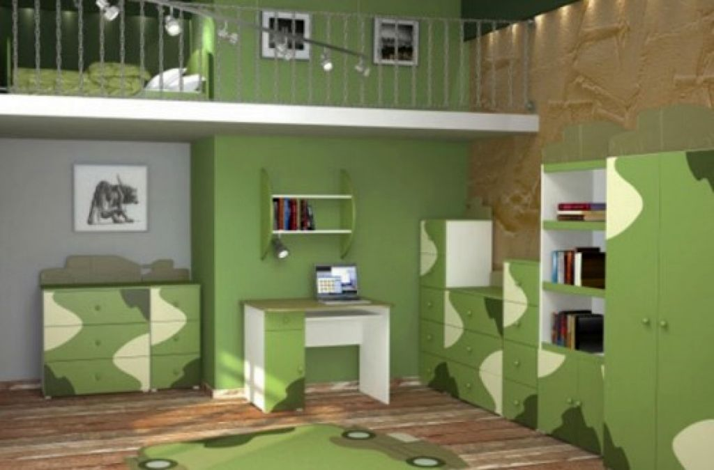 17 Cool Bedrooms for Teenage Guys Ideas on Teenage Room Colors For Guy's  id=52716
