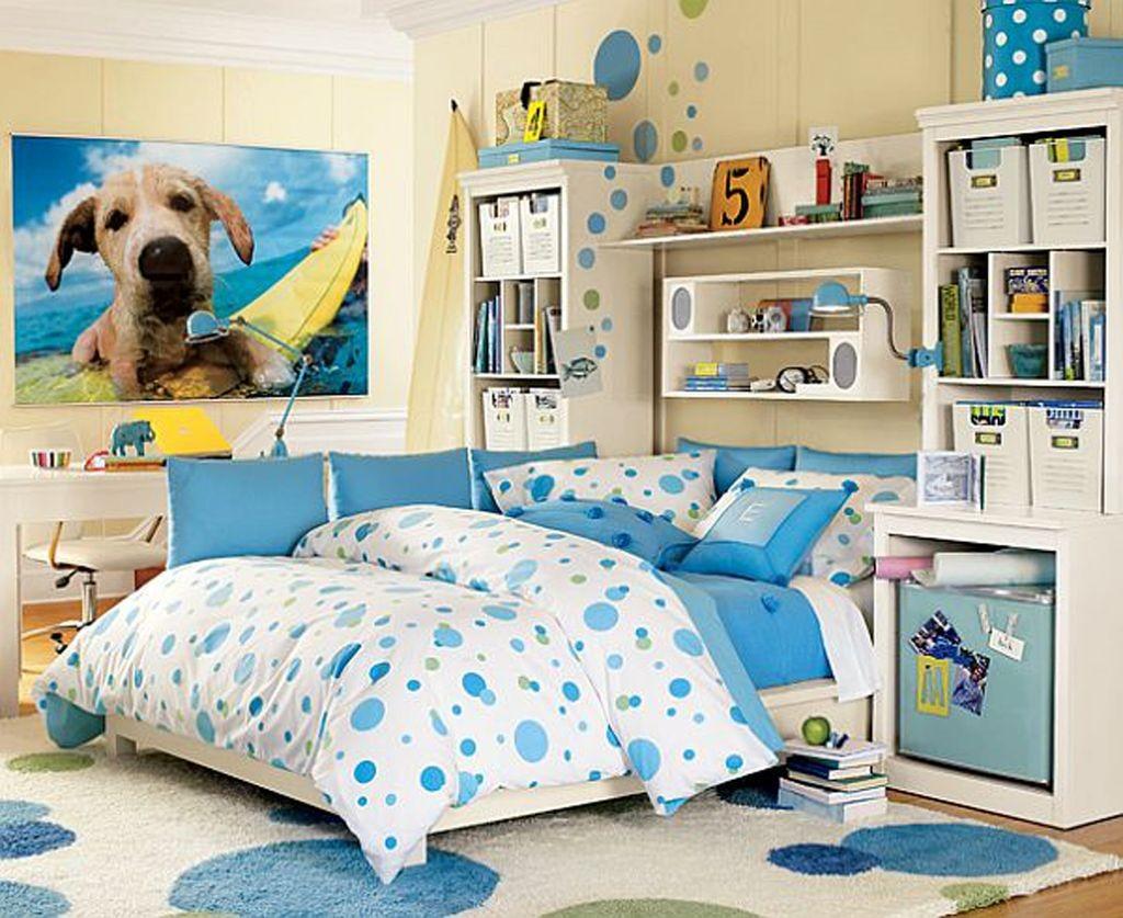 20 Beautiful Teenage Girls Room Inspiration Designs on Room Design For Girls Teenagers  id=94617