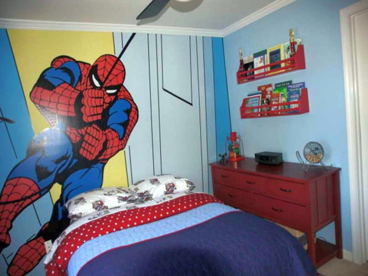 18 Joyous Paint Color Ideas for Boys Rooms on Room Painting id=16546
