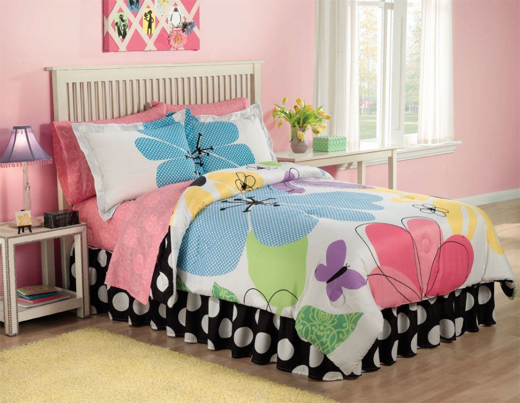 19 Cute Girls Bedroom Ideas Which Are Fluffy, Pinky, and All on Beautiful Room For Girls  id=30424