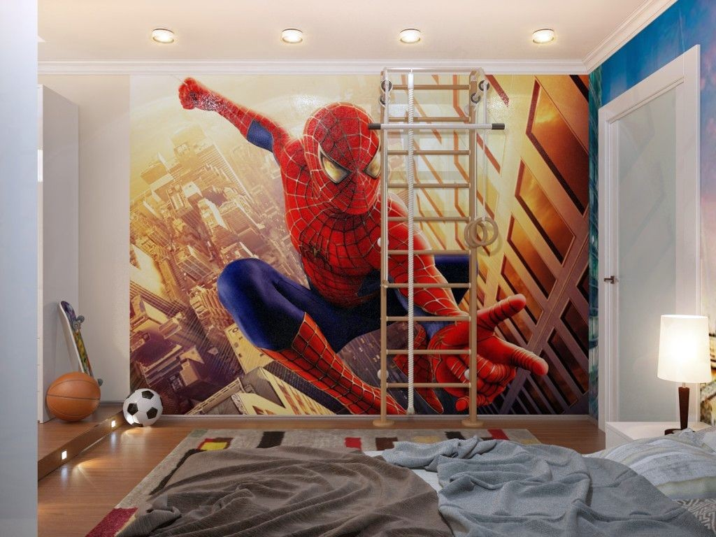 17 Cool Bedrooms for Teenage Guys Ideas on Teenage Room Colors For Guy's  id=72030