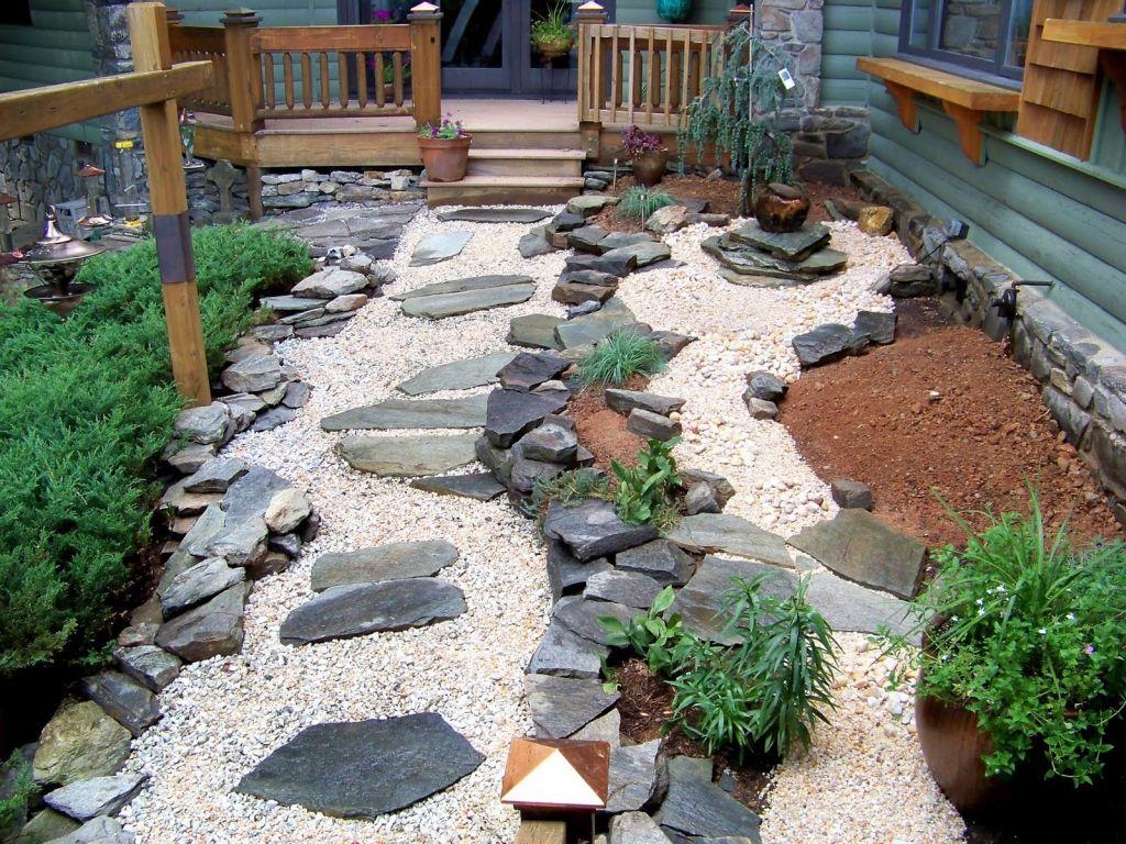 20 Tranquil Japanese Garden Backyard Designs on Zen Garden Backyard Ideas id=72205