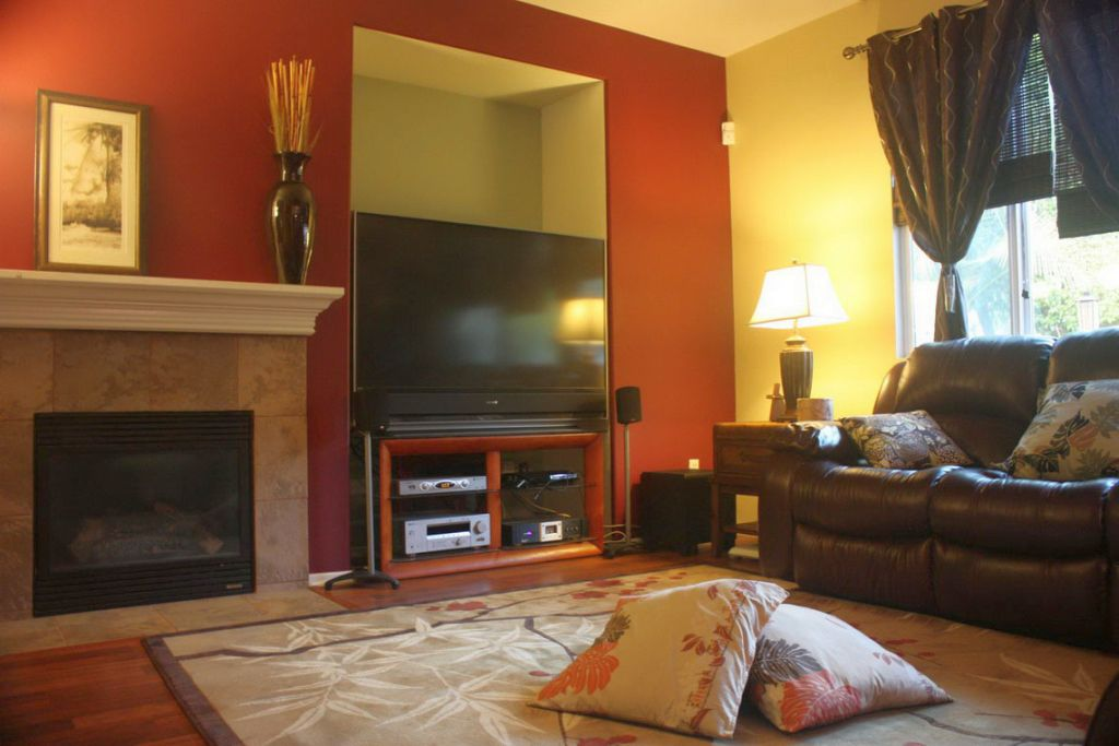 Family Room Budget Decorating