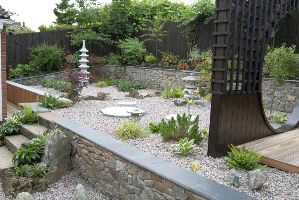 20 Lovely Japanese Garden Designs for Small Spaces on Backyard Japanese Garden Design Ideas id=27737