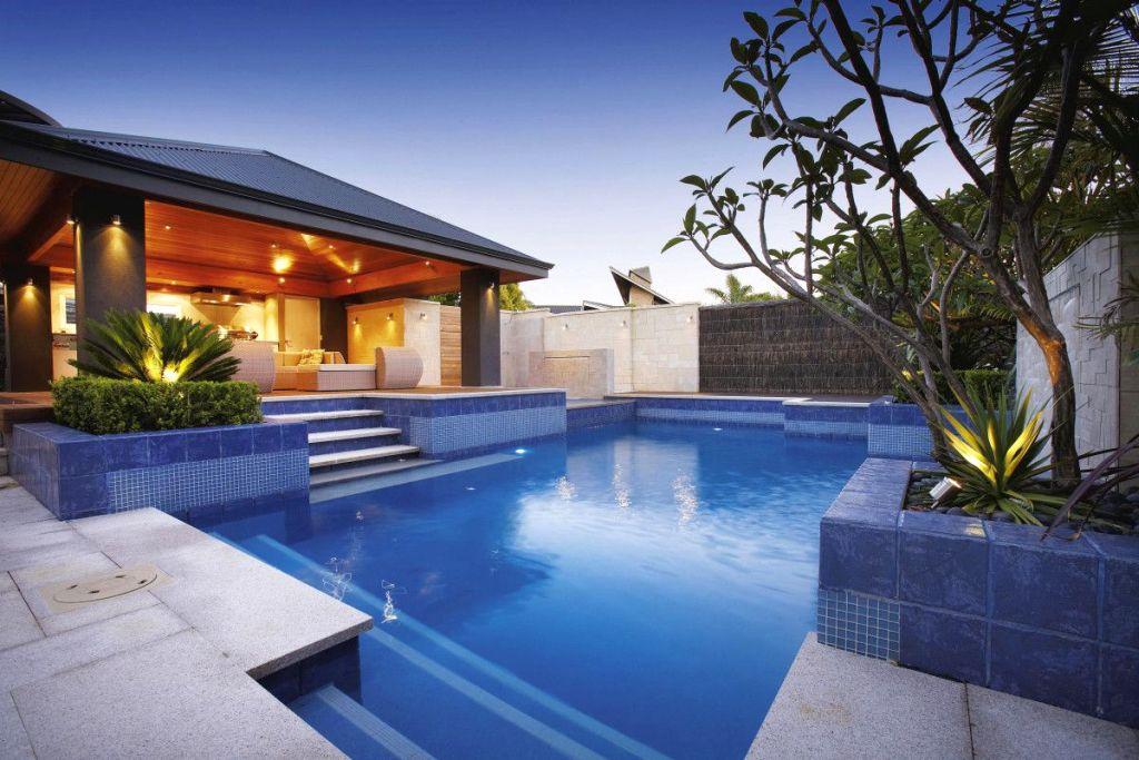 19 Best Backyard Swimming Pool Designs on Best Backyard Landscaping id=35810