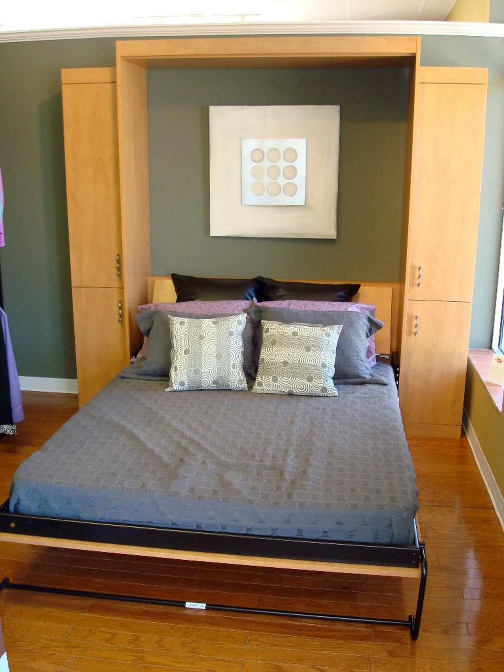 20 Space-Saving Murphy Bed Design Ideas for Small Rooms on Small Rooms  id=15167