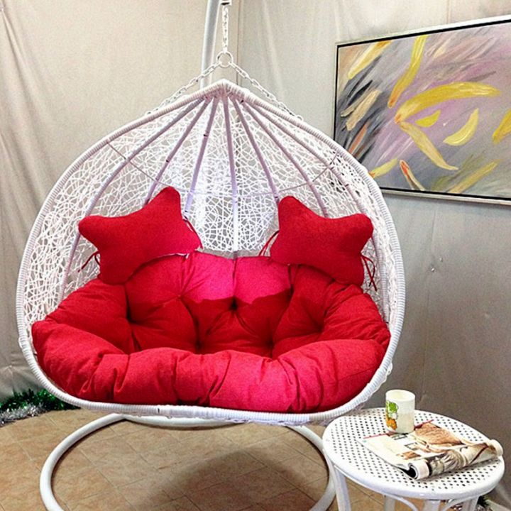 20 adorable and comfy bedroom swing chairs 17447 | red loveseat bedroom swing chair fit 1024 2c1024