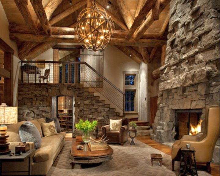 18 Elegant Modern Rustic Living Room Ideas For You To Try