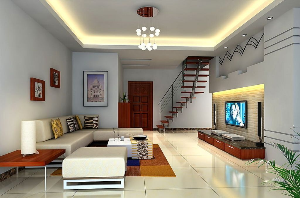 Modern Pop False Ceiling Designs For Living Room 2017 Part 61