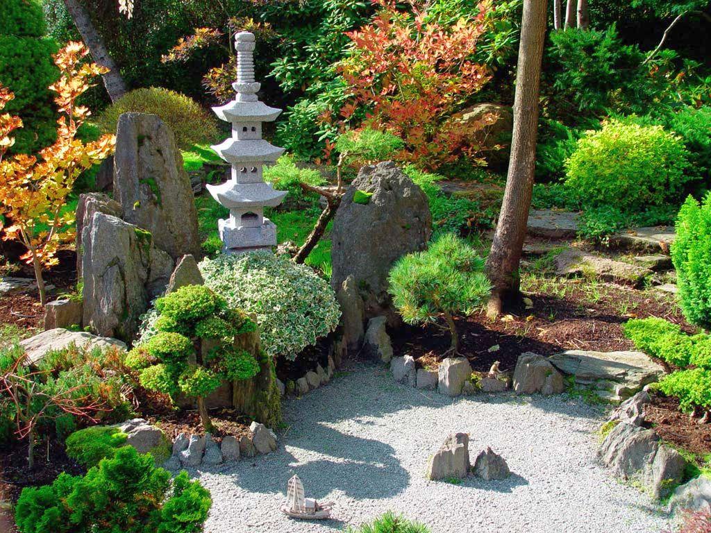 20 Lovely Japanese Garden Designs for Small Spaces on Backyard Japanese Garden Design Ideas id=99541