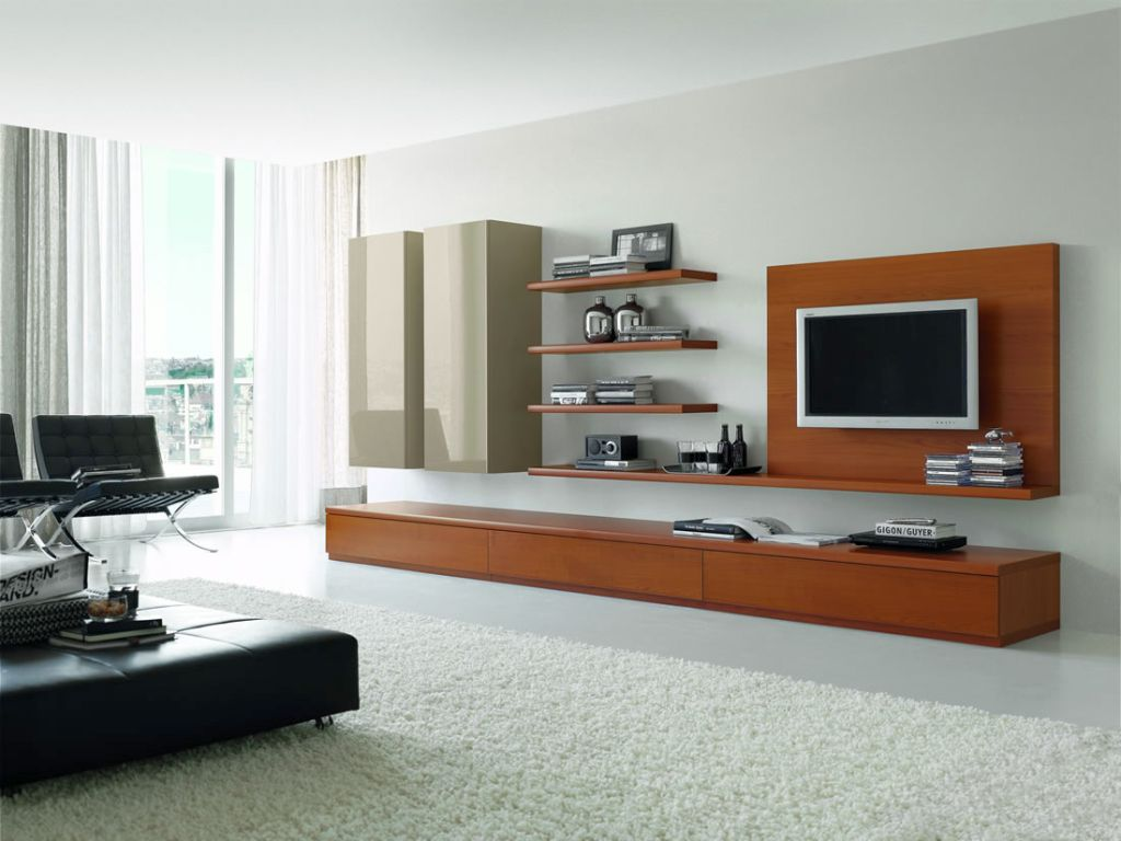 19 Great Designs of Wall Shelving Unit for Living Room on Living Room Wall Units id=45752