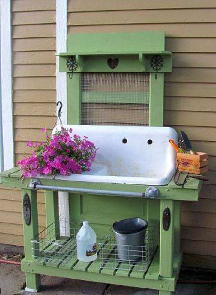 stand alone kitchen sink for outdoor on Outdoor Patio Sink id=34760