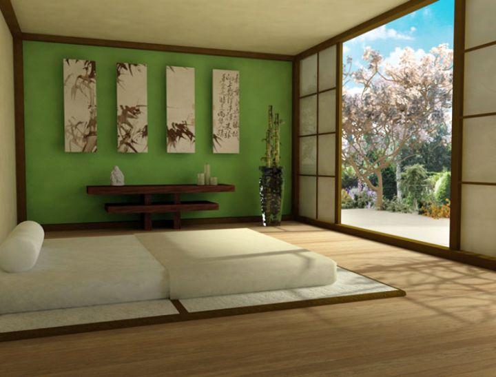 Zen Apartment Decorating Ideas
