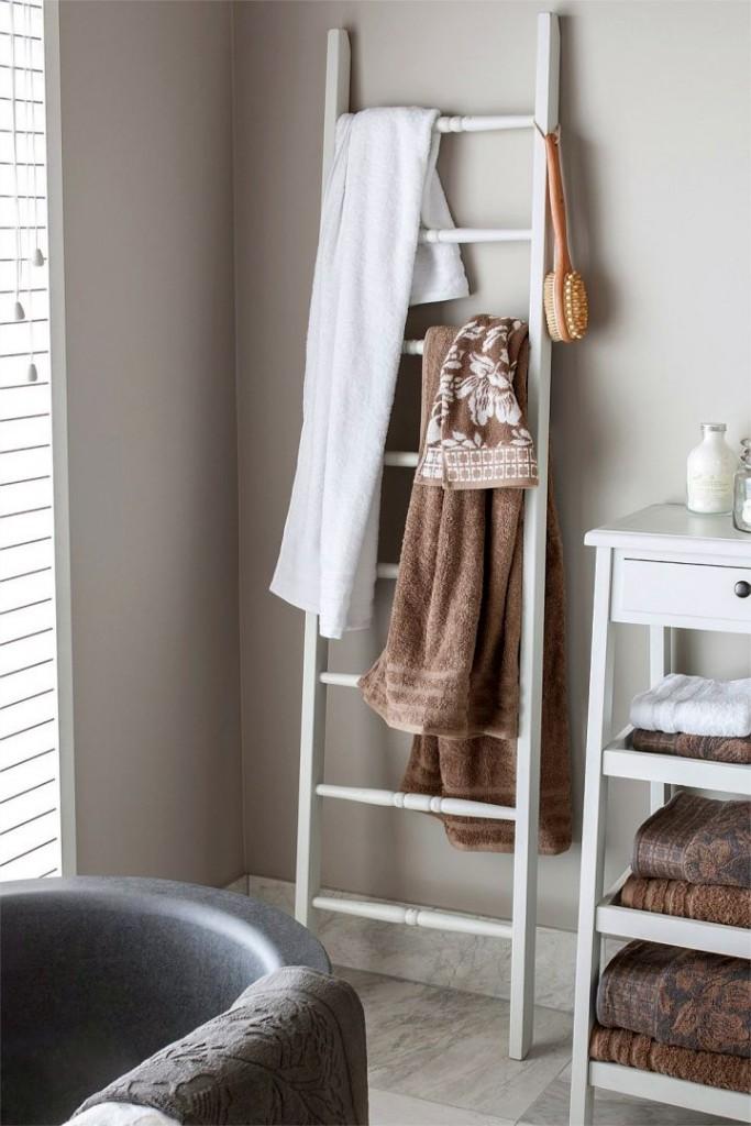 19 Display Ladder Designs Diy Interior Decoration Ideas