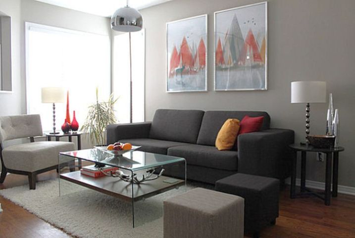 modern small living room ideas So  what do you think about modern small living room ideas above  It s  amazing  right  Just so you know  that photo is only one of 19 Gracious Small  Living