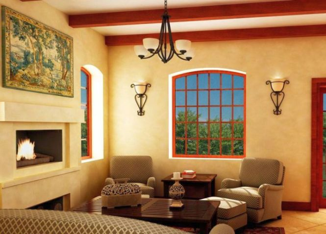Tuscan Living Room Ideas Carameloffers