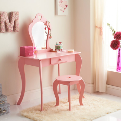 Best Kids Dressing Tables 2019 Vanity Tables Childrens Interiors