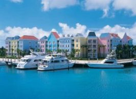 Harborside Accommodations at Atlantis Resort