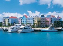Harborside Accommodations at Atlantis Resort