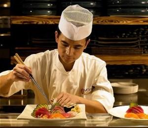 Nobu Matsuhisa Sushi - Nobu, Atlantis Resort