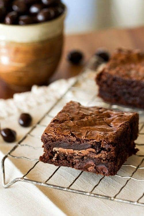 Post image for Easy Mocha Brownies