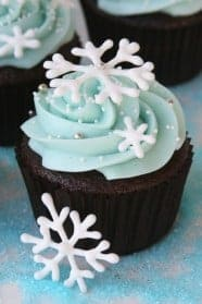 15 Festive Christmas Cupcakes My Baking Addiction