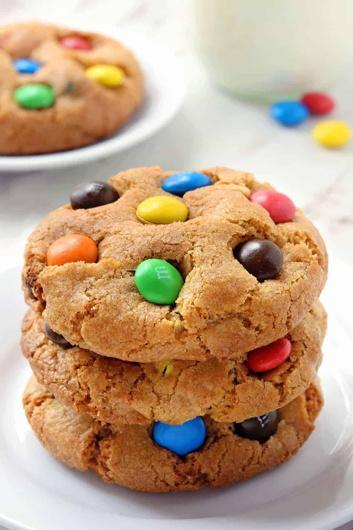 M Amp M Cookies