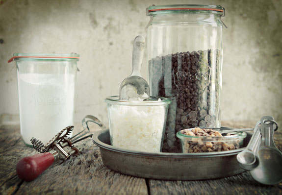 Giveaway Weck Jar Pantry Revamp My Baking Addiction