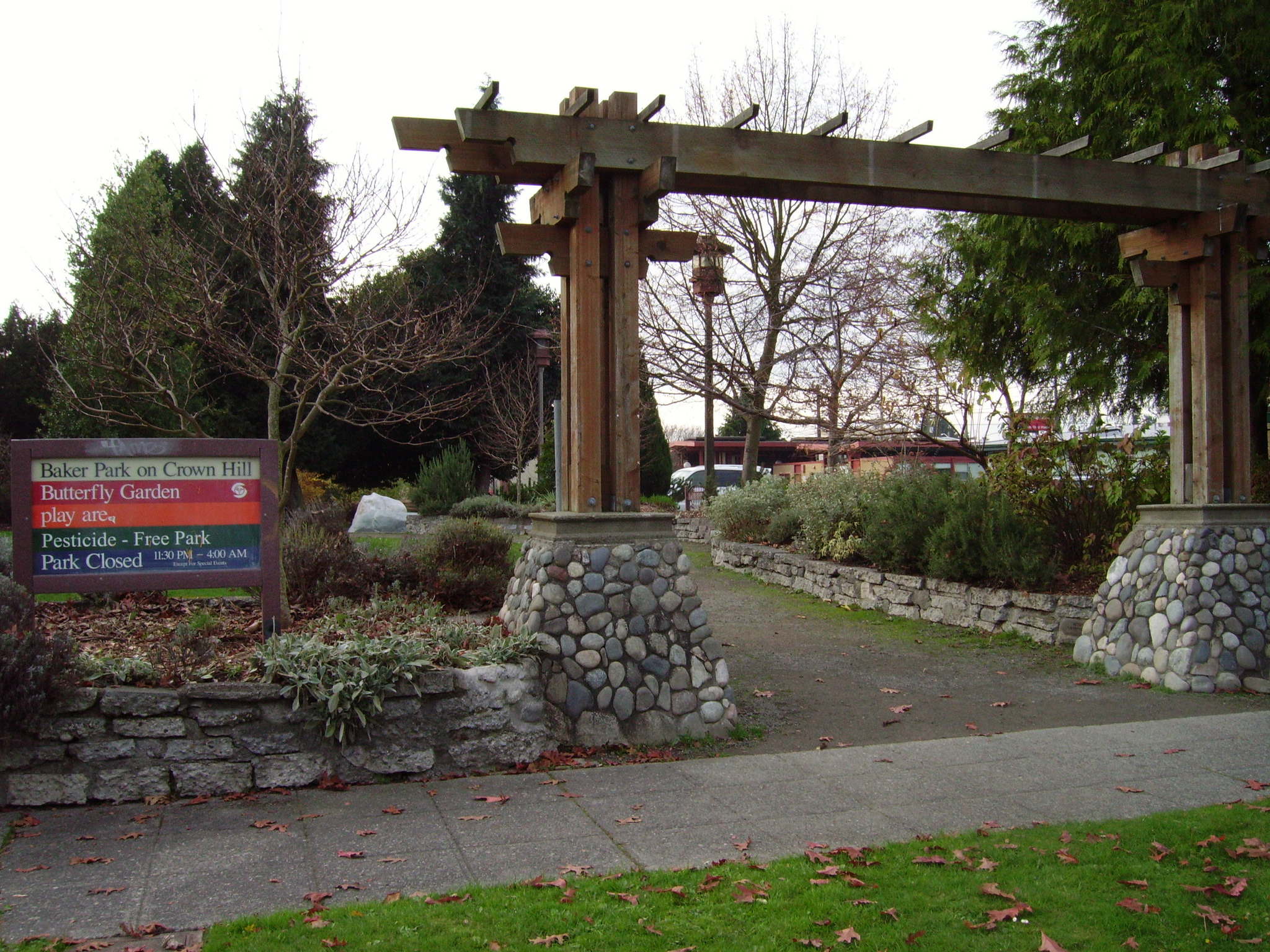 my ballard open house on saturday for baker park expansion the open house will provide an opportunity for residents to learn about the expansion and design options for the park and to tell seattle parks what