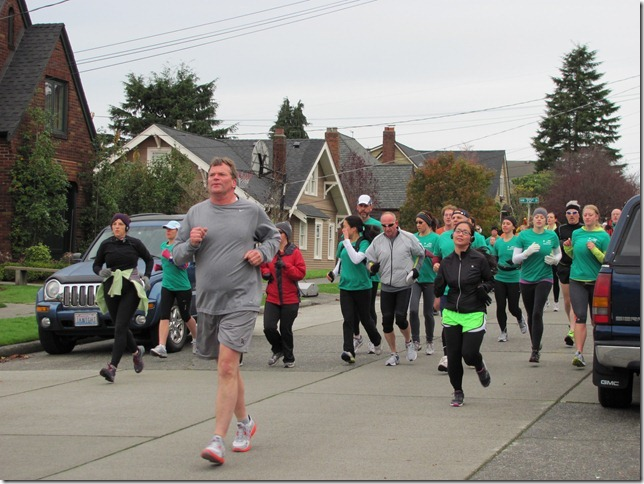 Ballard Food Bank Turkey Trot