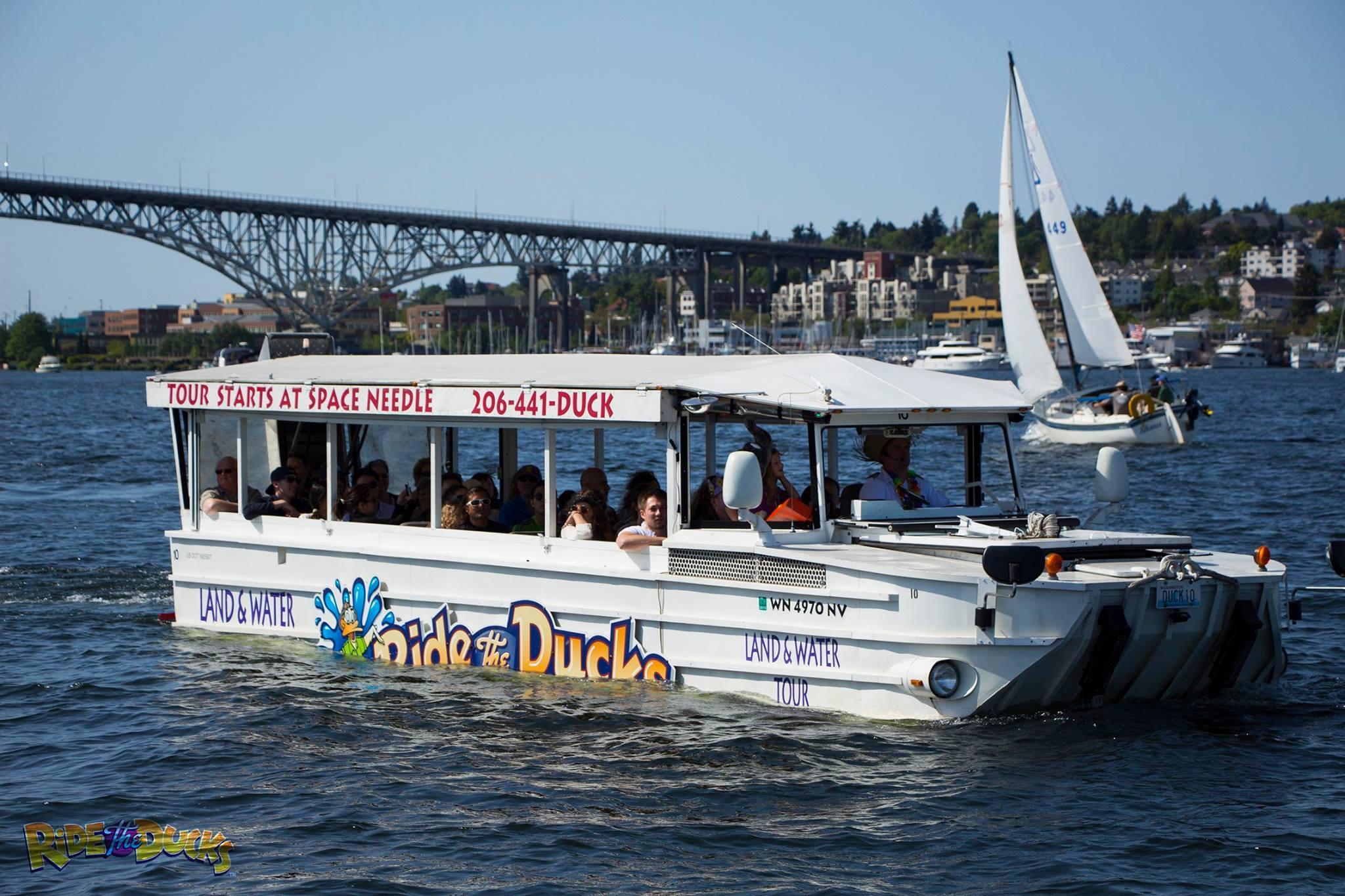 Tour The Ballard Bridge Seattle