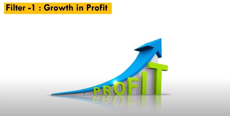 Growth in profit for Teachnical analysis