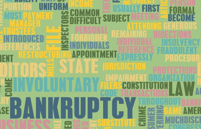 Bankruptcy is Complex