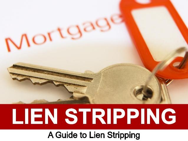 lien stripping