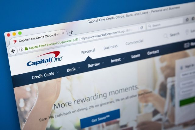 how to check my capital one credit card balance online