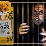 maschere coreane wrinkle-Tiger-mask-mybarr