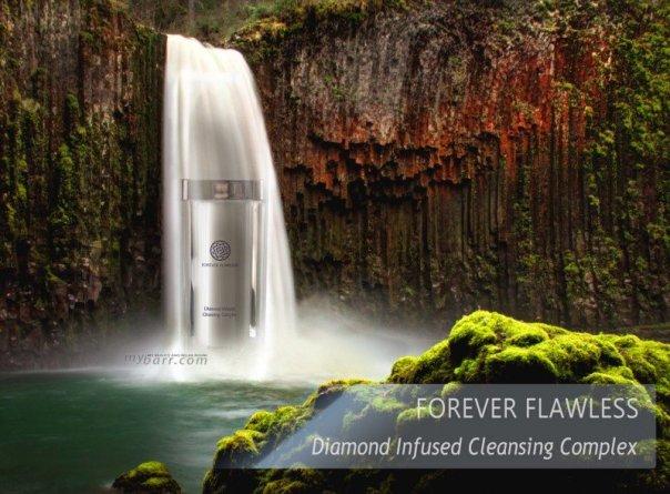 detergente al diamante Diamond Cleansing Forever Flawless mybarr