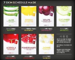 giveaway-maschere-coreane-7-days-lomilomi