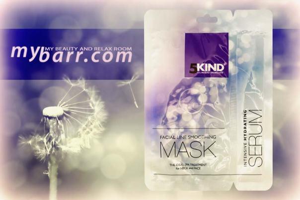 maschera antirughe Facial Line Smooting Mask di 5Kind - mybarr