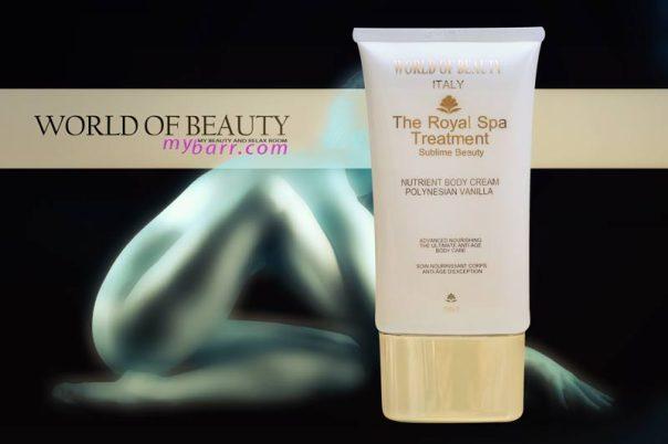 nutrient body cream polynesian vanilla world of beauty mybarr