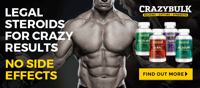 6 Best Legal Steroids That Guarantees Gains without Side Effects 11