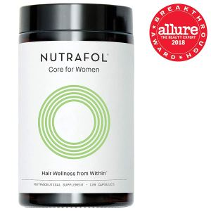 Nutrafol hair supplement