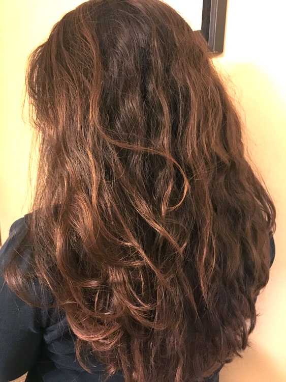 LUSH Hot Oil Hair Treatment