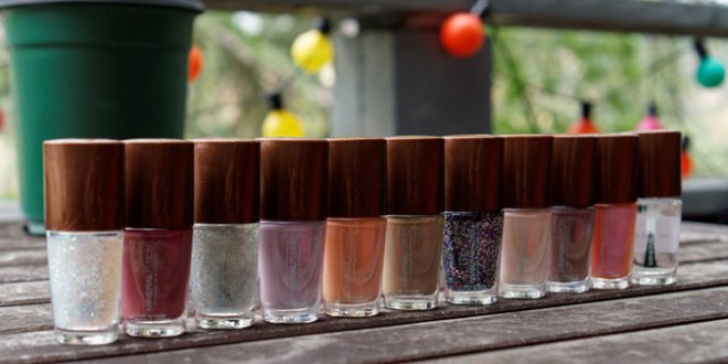 Minerals on a Mission Nail Polish Review
